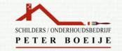 Schilders en Onderhoudsbedrijf Peter Boeije