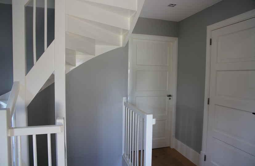 Binnenshuis schilderen
