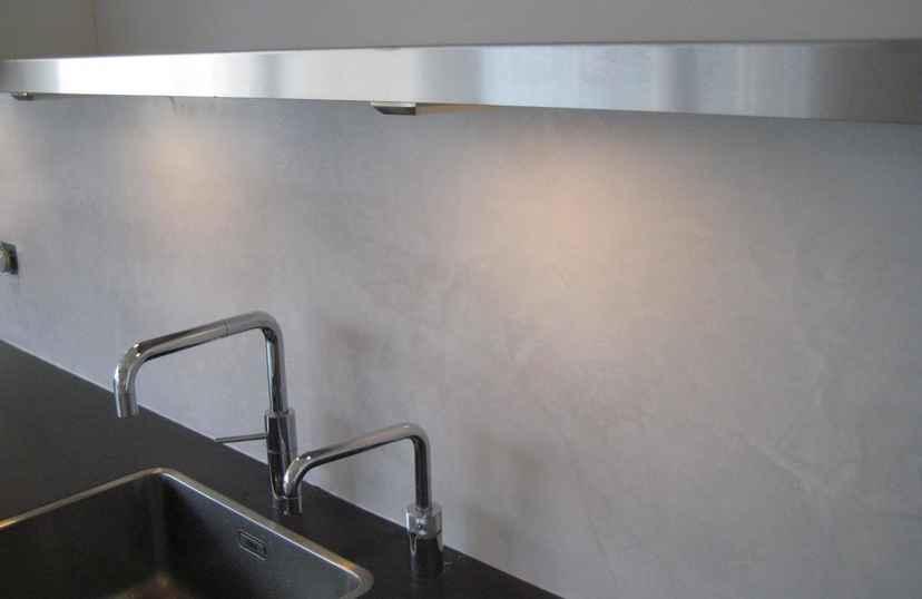 Kosten keuken achterwand stucen? slimster