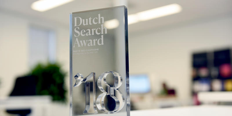 Dutch Search Awards: Beste SEO case