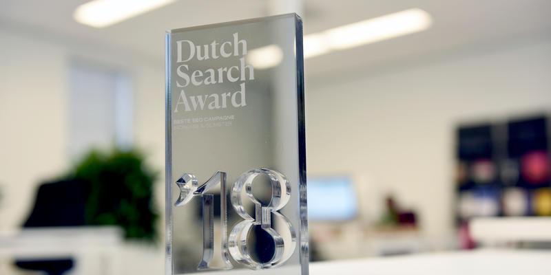 Dutch Search Awards: Beste SEO case