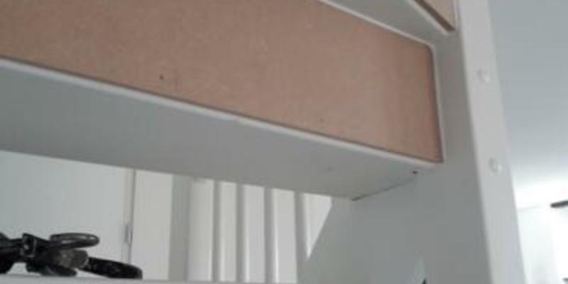Beroemd Open trap dichtmaken of bekleden ᐅ Laagste kosten & foto's | Slimster FV86