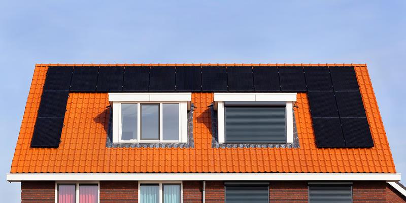 dakkapellen met plat dak