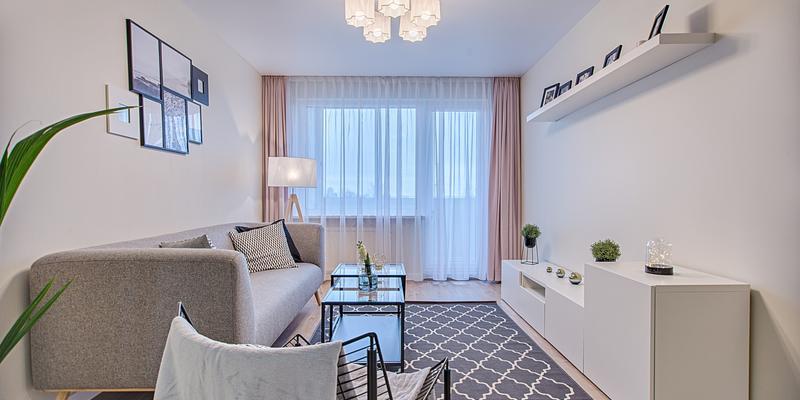 Optisch groter maken woonkamer
