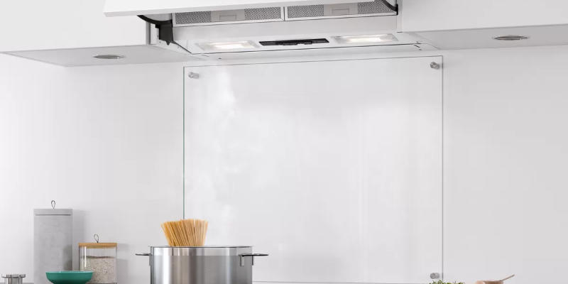 Diffuus licht keuken