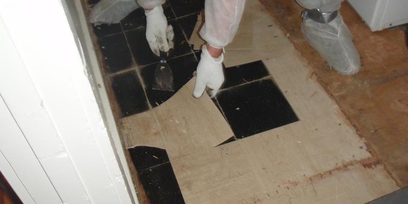Asbest In Zeilen Vloeren Asbest Herkennen Slimster