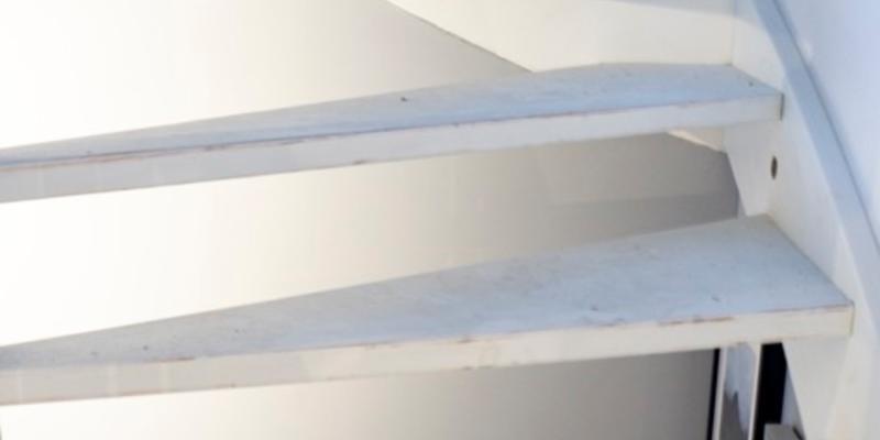 Onafgewerkte trap: bekende klus die vaak blijft liggen