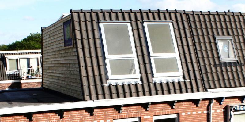 prefab opbouw op dak