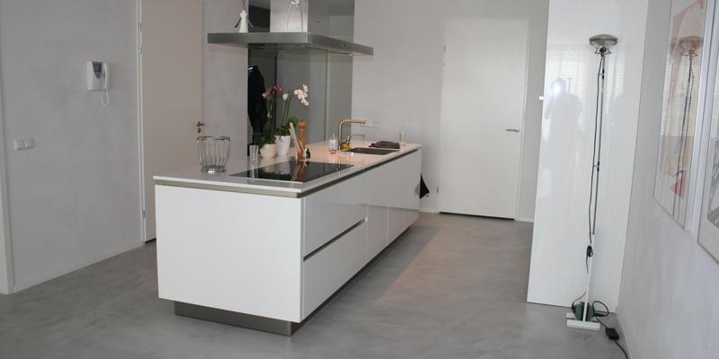 Betonvloer in huis | Woonbeton prijzen vergelijken | Slimster