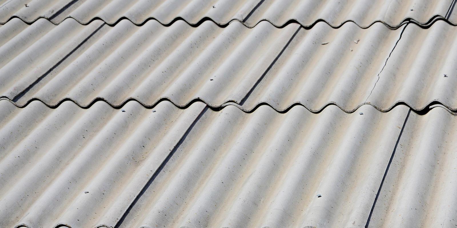asbest in dak