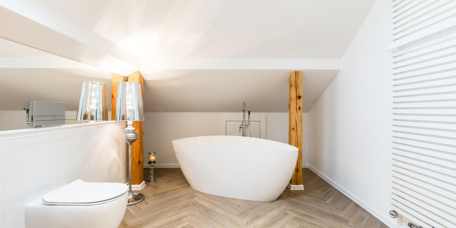 muurverf badkamer