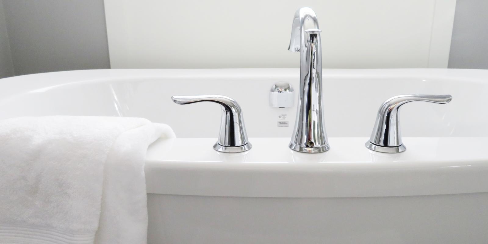 badkraan op badrand