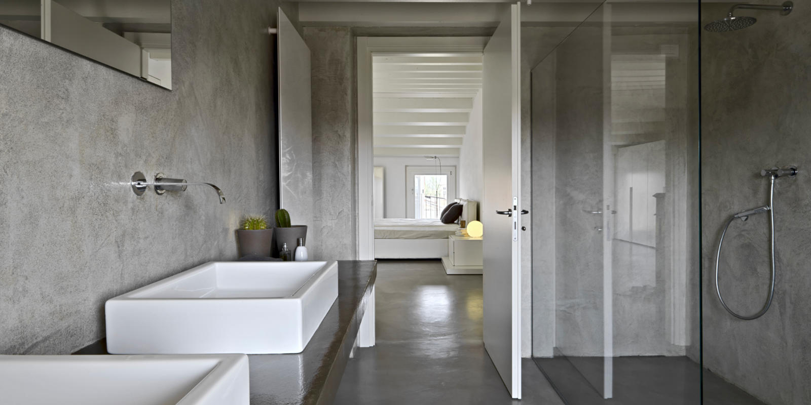 Energiezuinige badkamer