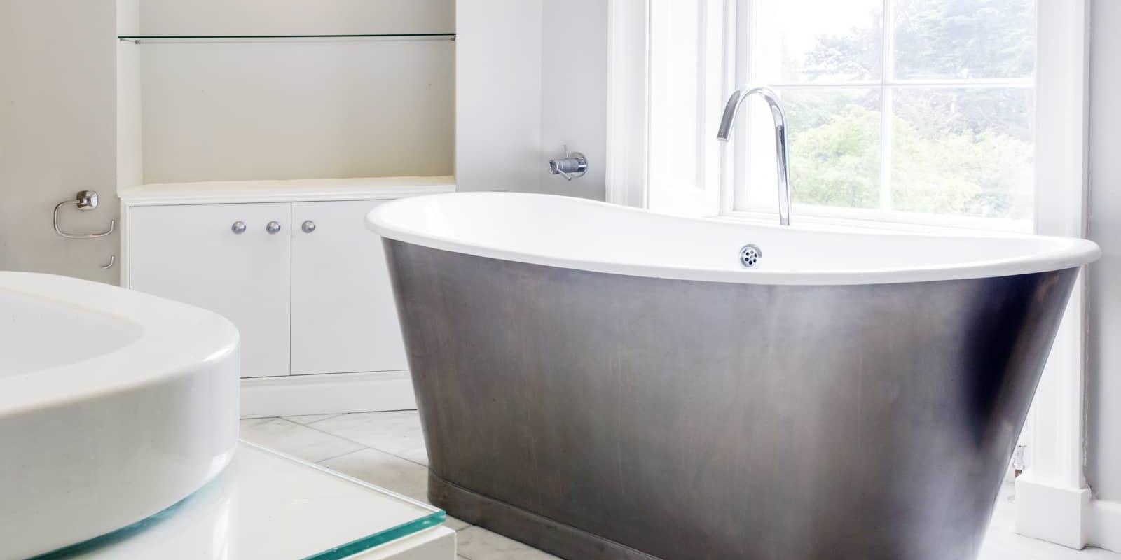vintage badkuip