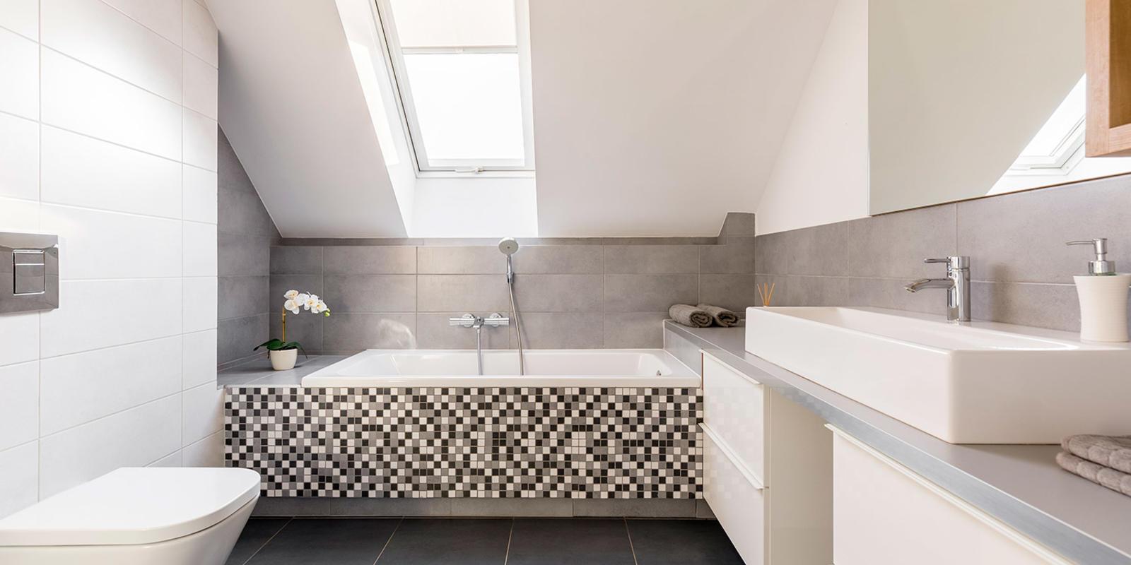 mozaiek badkamer prijs