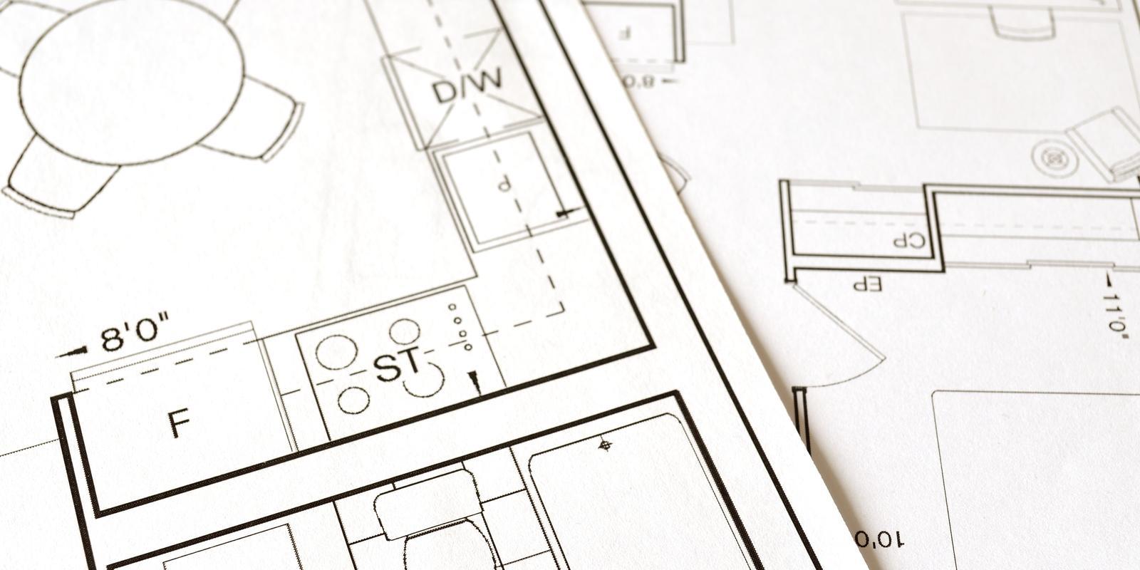bouwplan maken