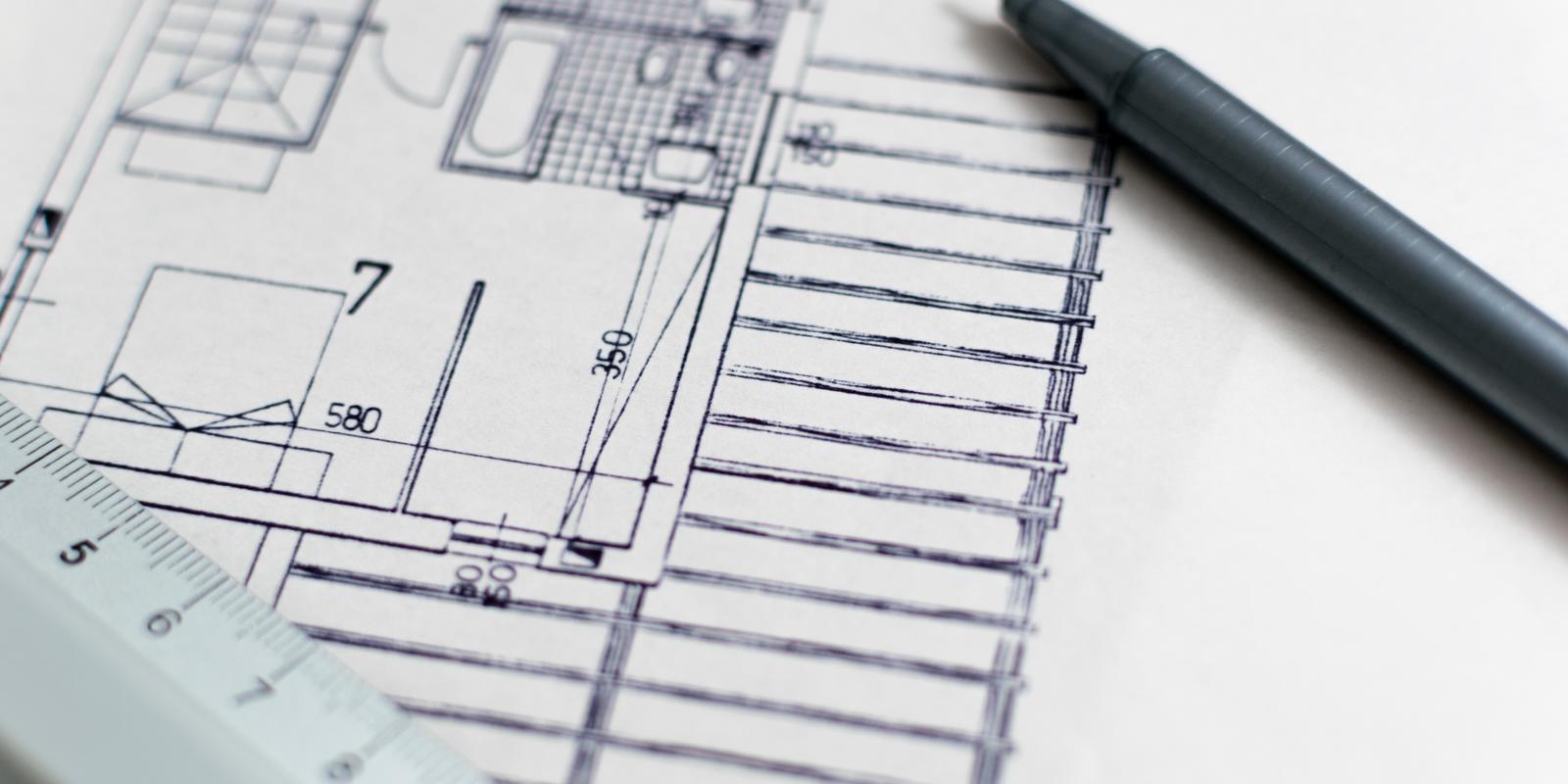 hoe bouwtekening maken