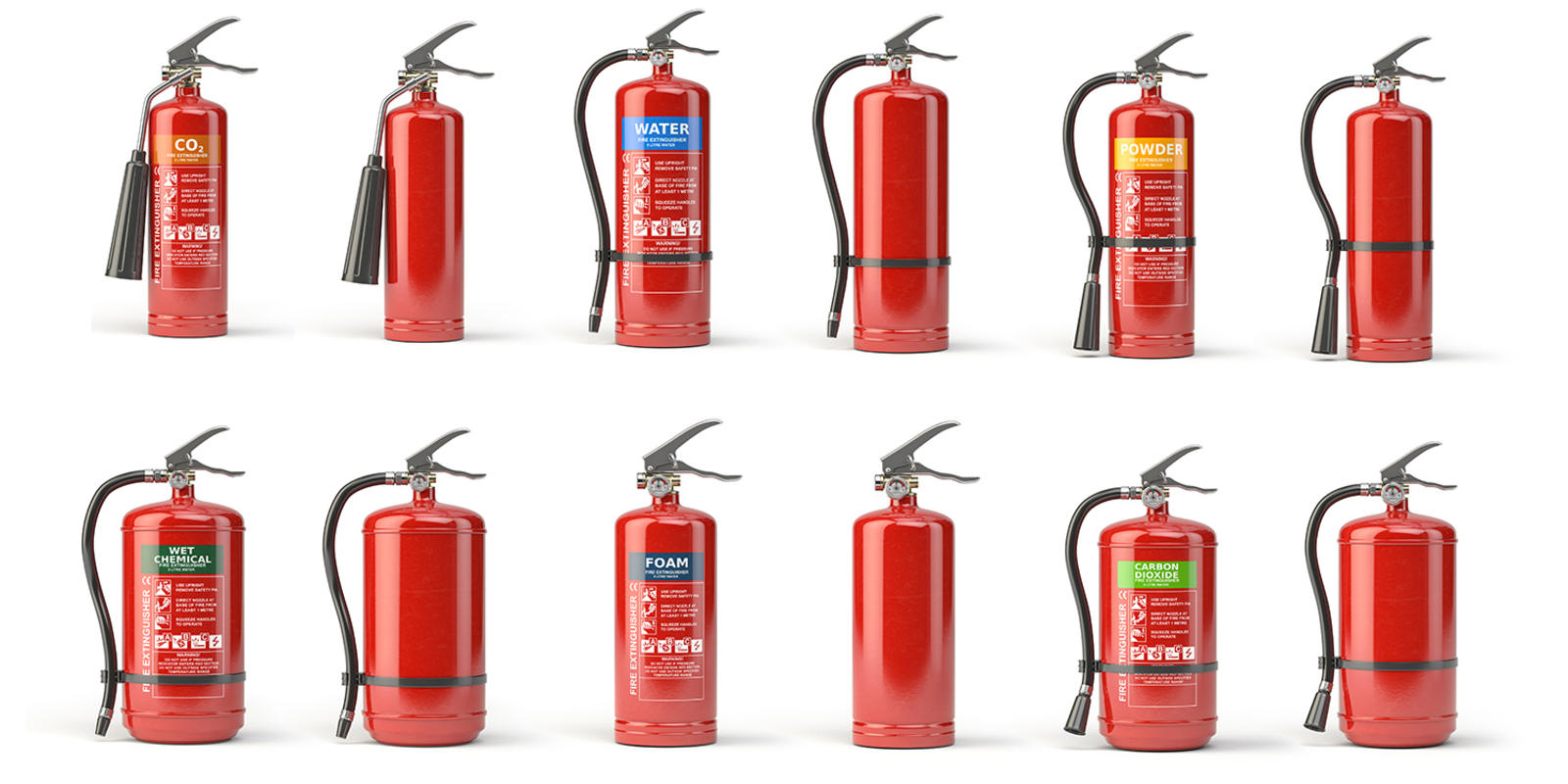 Brandblusser keuren