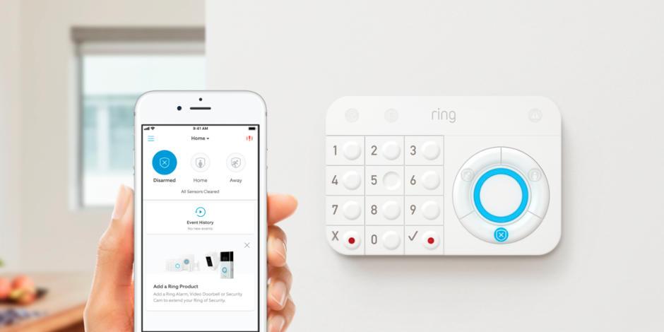 installeren draadloos alarmsysteem met app