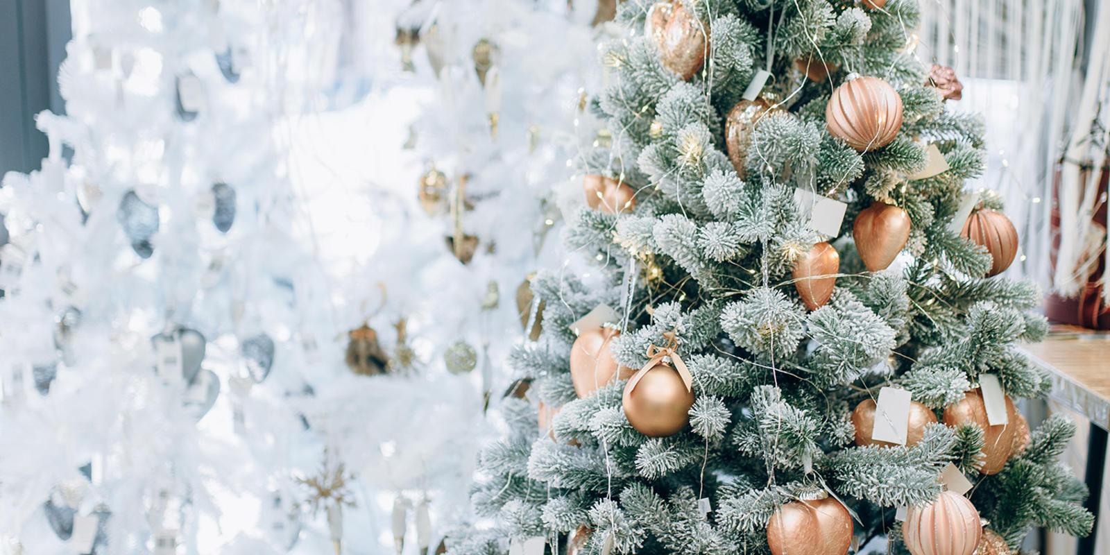 kersttrend goud