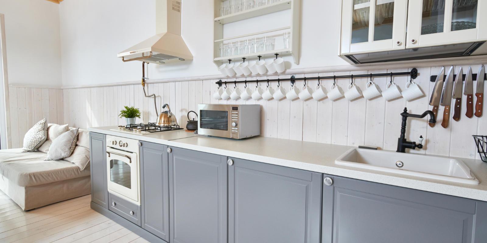Huis gekocht keuken renovatie