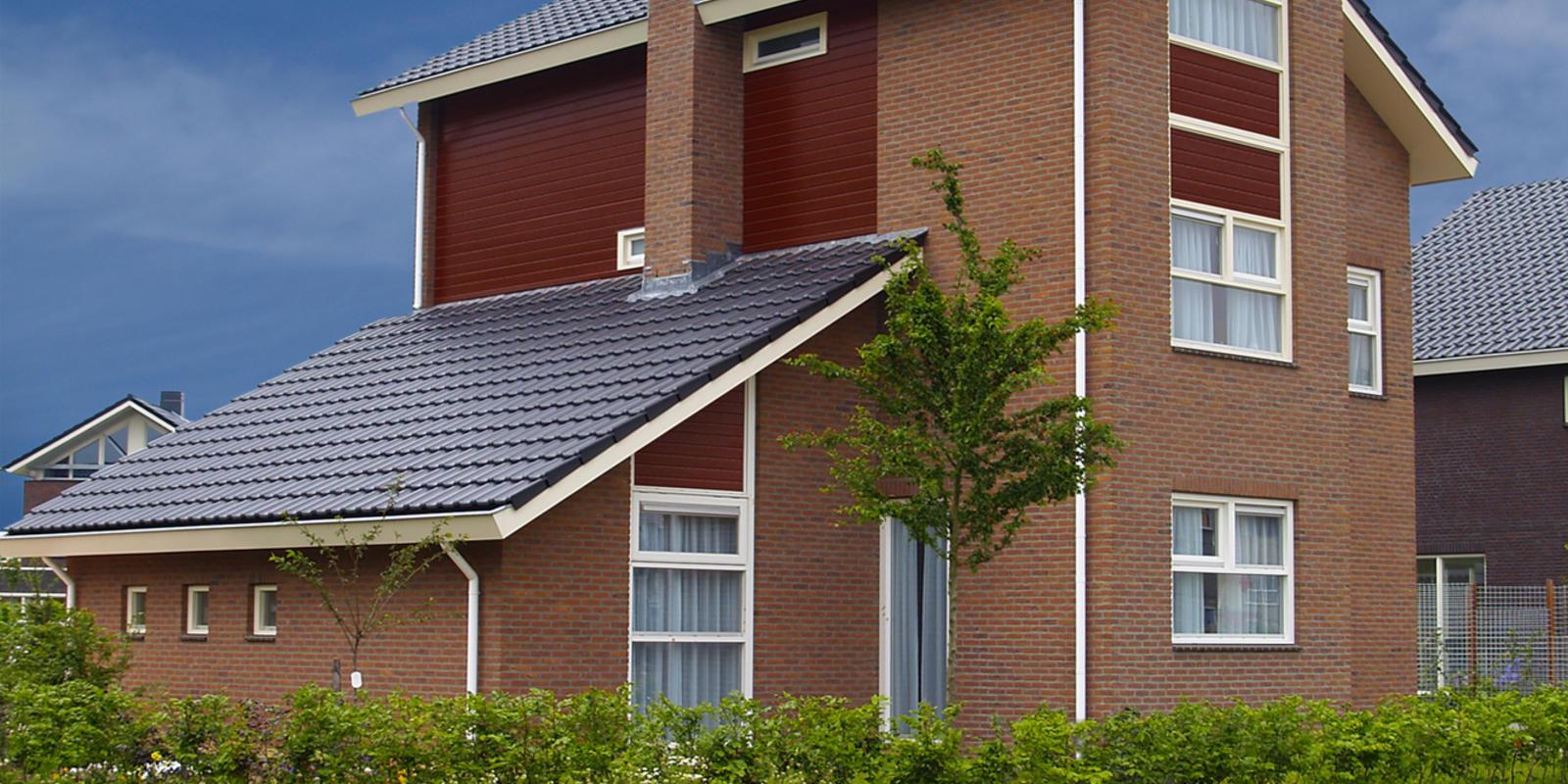Vrijstaande woning uitbouwen aanbouw vrijstaand huis for Prijzen nieuwbouw vrijstaande woning