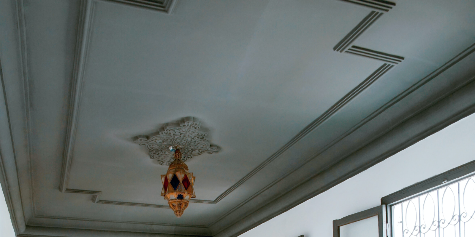 kaderlijst plafond