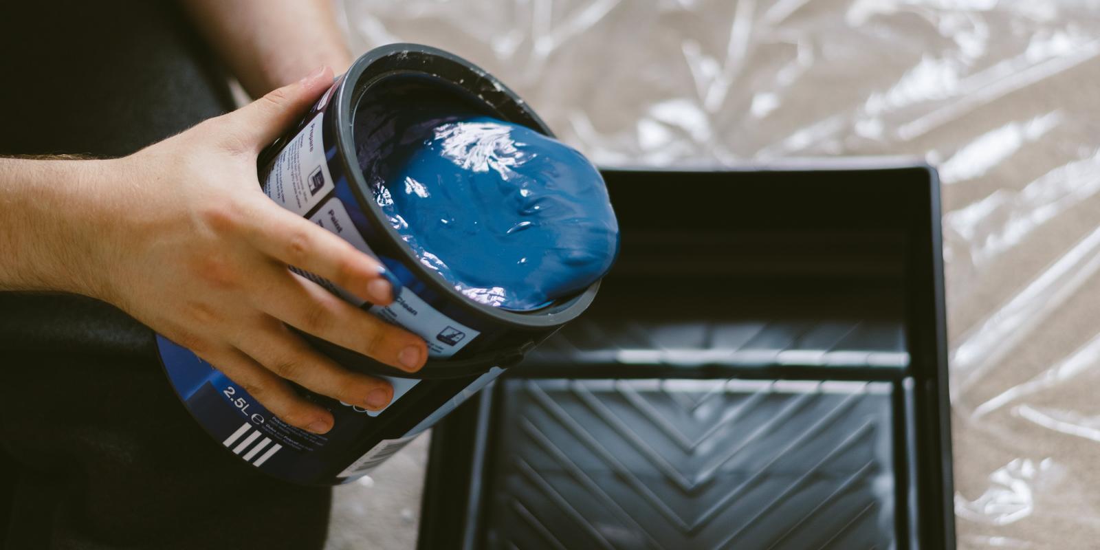 Verf Om Over Tegels Te Schilderen.Hoe Kun Je Tegels Verven Slimster Blog
