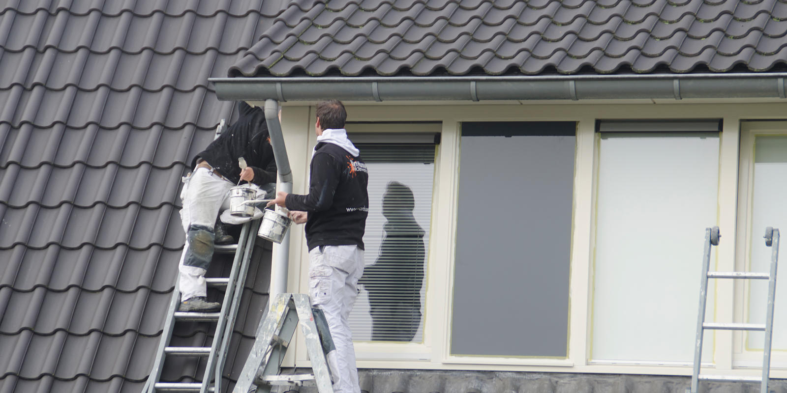 aansluiting dakkapel op dakpannen