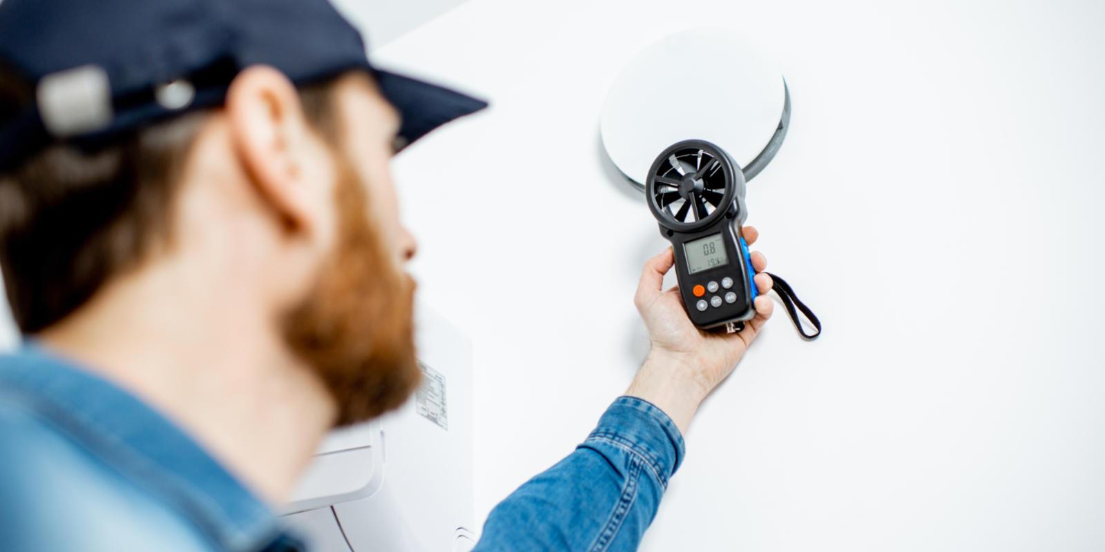 mechanische ventilatie ventiel