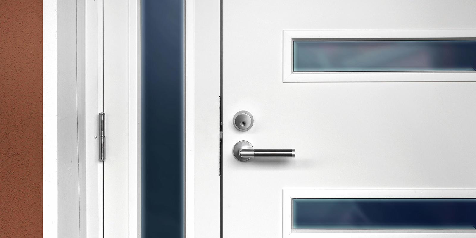 Raambeveiliging voordeur