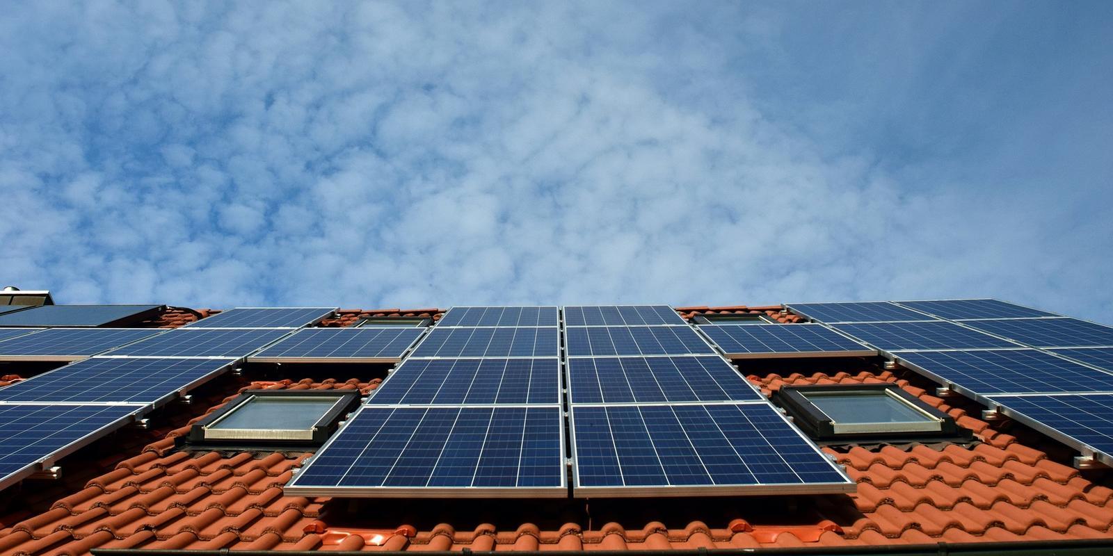 hellingshoek berekenen voor zonnepanelen