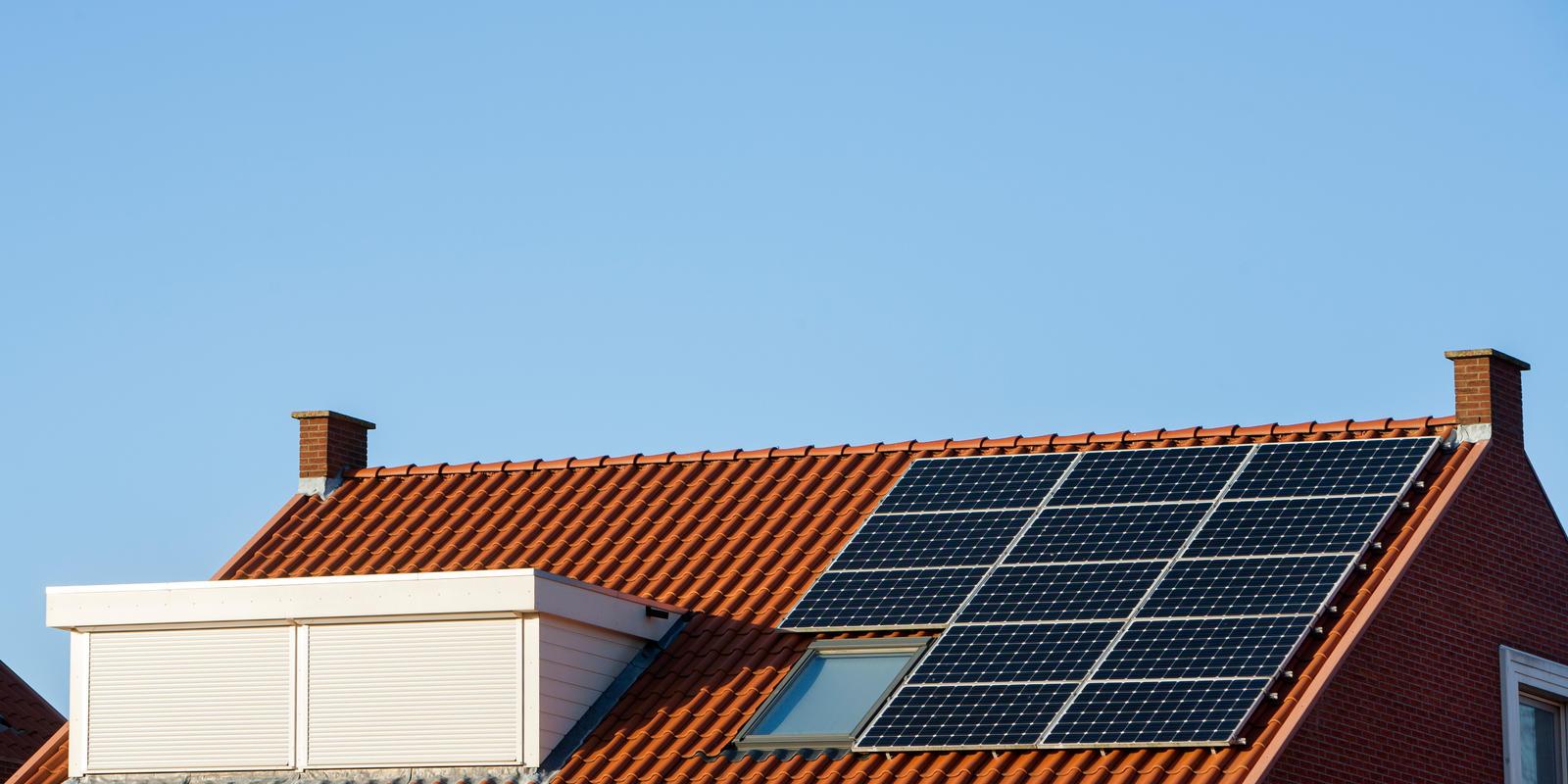 zonnepanelen vergunning aanvragen