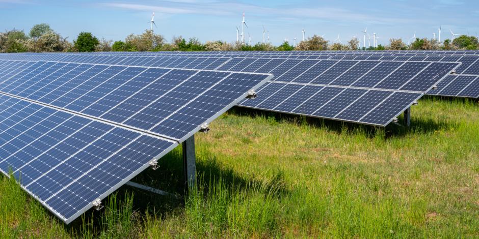 groene energie vergelijken
