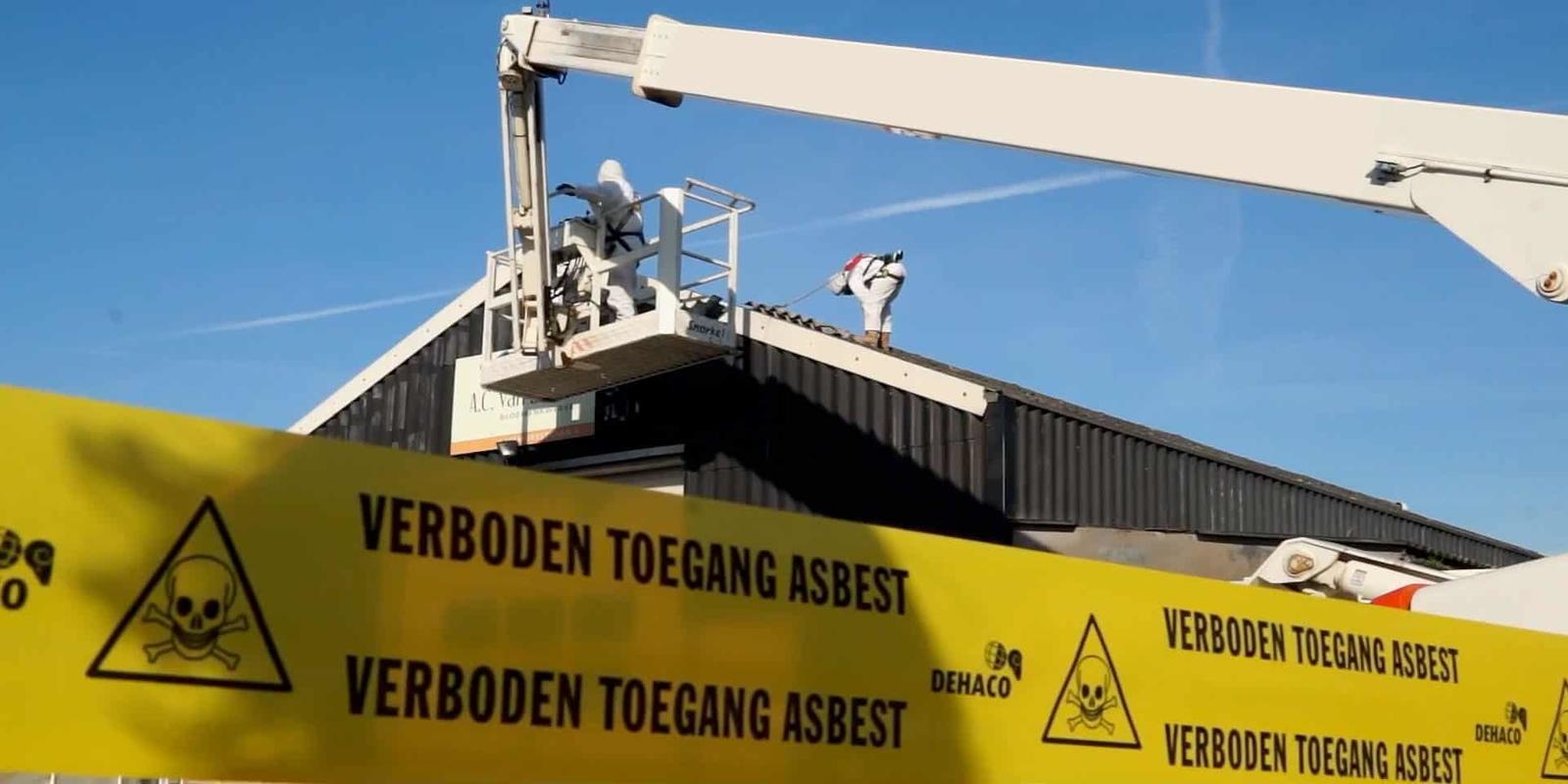richtlijnen verwijderen asbest