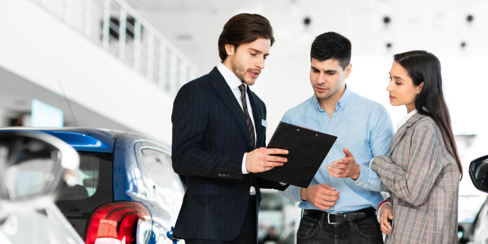 auto financieren lening
