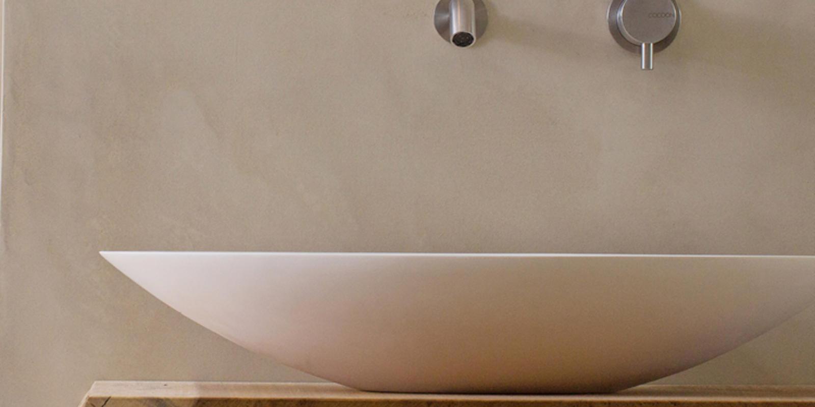 waterafstotend stucwerk
