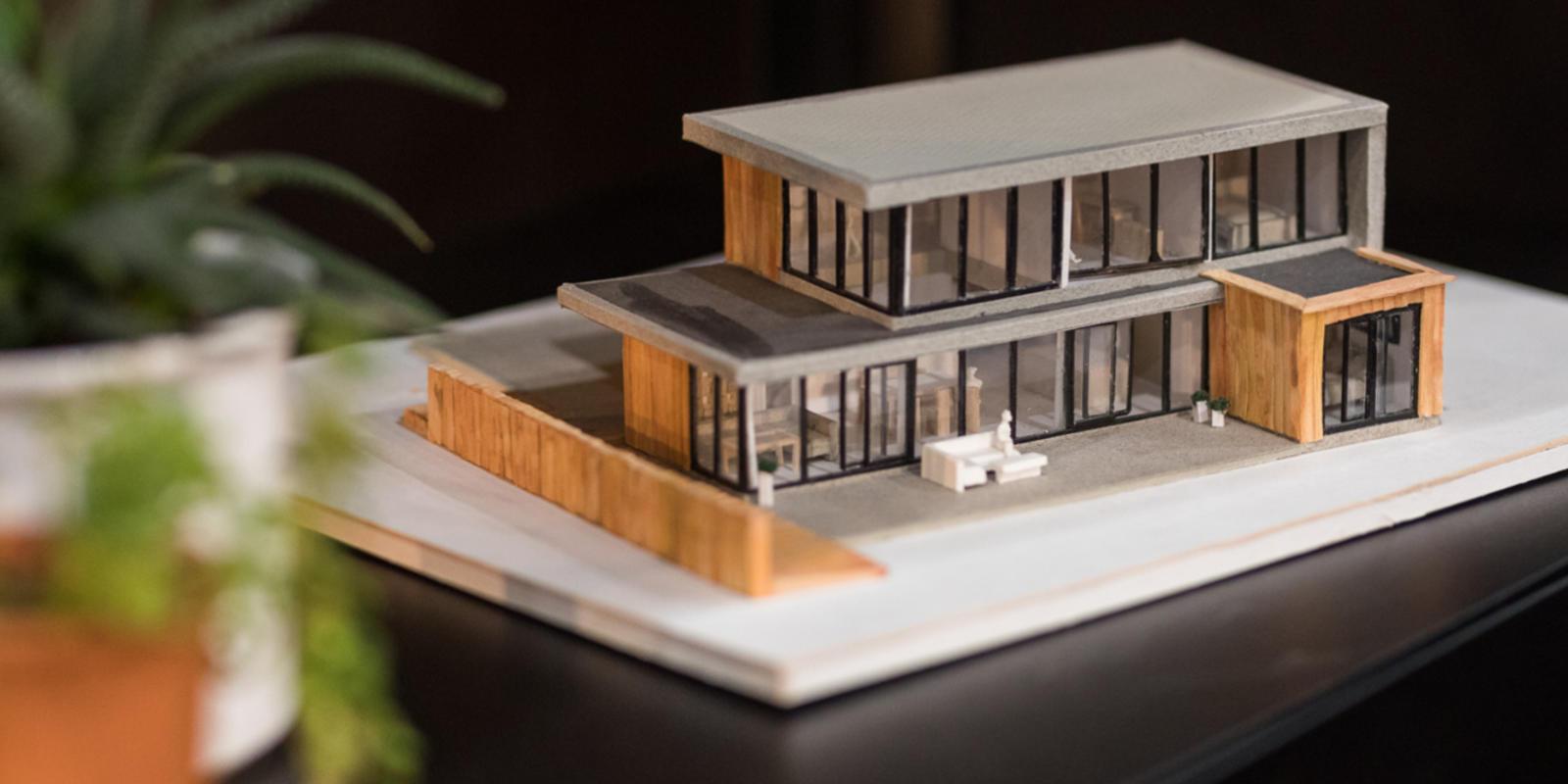 prefab huis bouwen