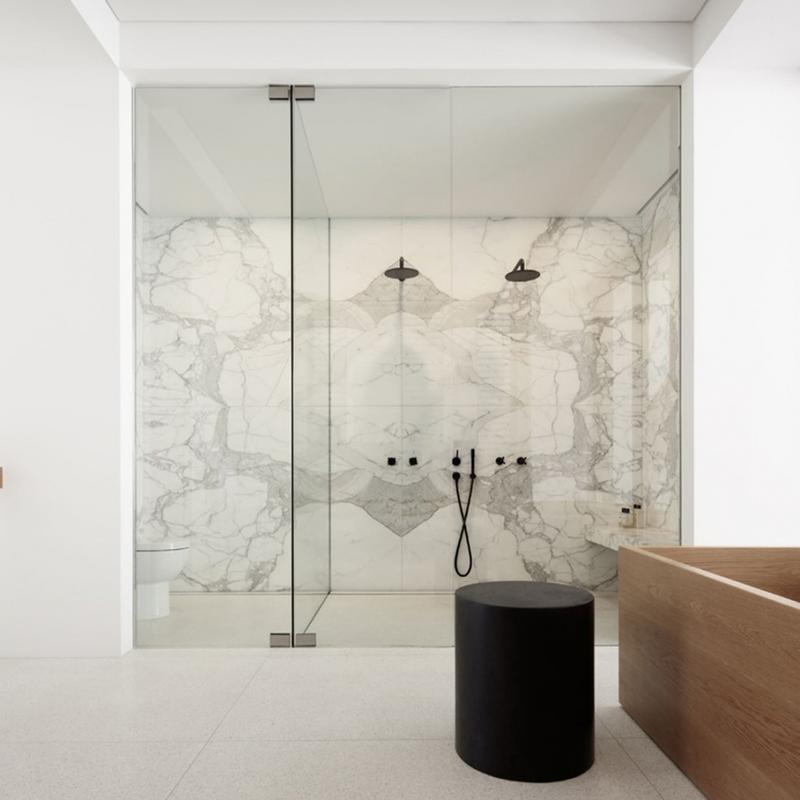 Badkamer Marmer Tegels.Marmer In Huis 5 Marmer Interieur Tips Slimster Blog