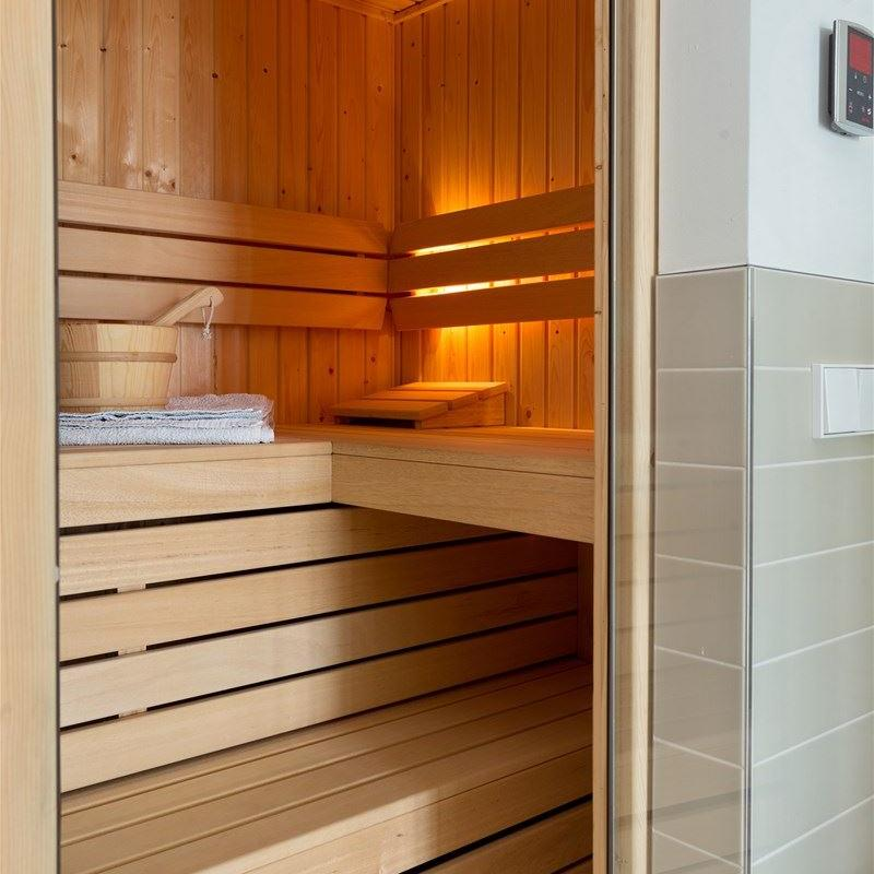 Sauna inbouwen | Prijs en mogelijkheden | Slimster