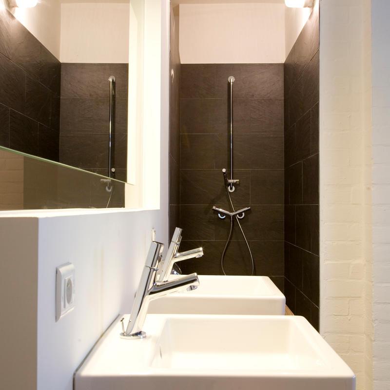 14 tips voor je kleine badkamer   Slimster