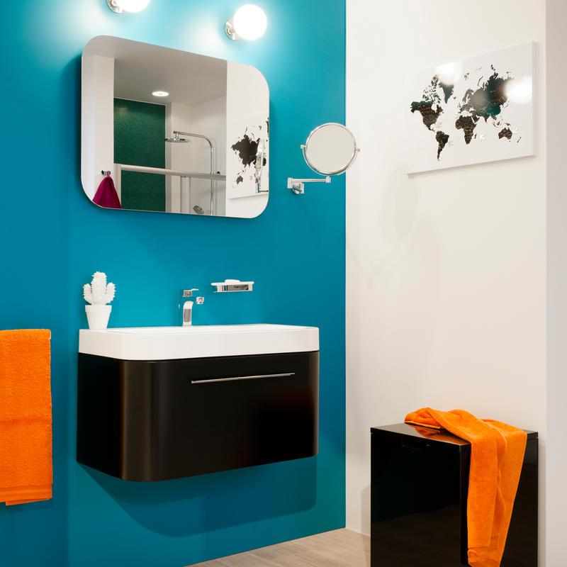 Hangende Kast Badkamer.Badkamermeubel Plaatsen Prijs En Mogelijkheden Slimster