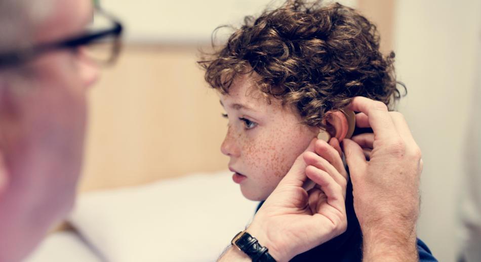 gehoorapparaat