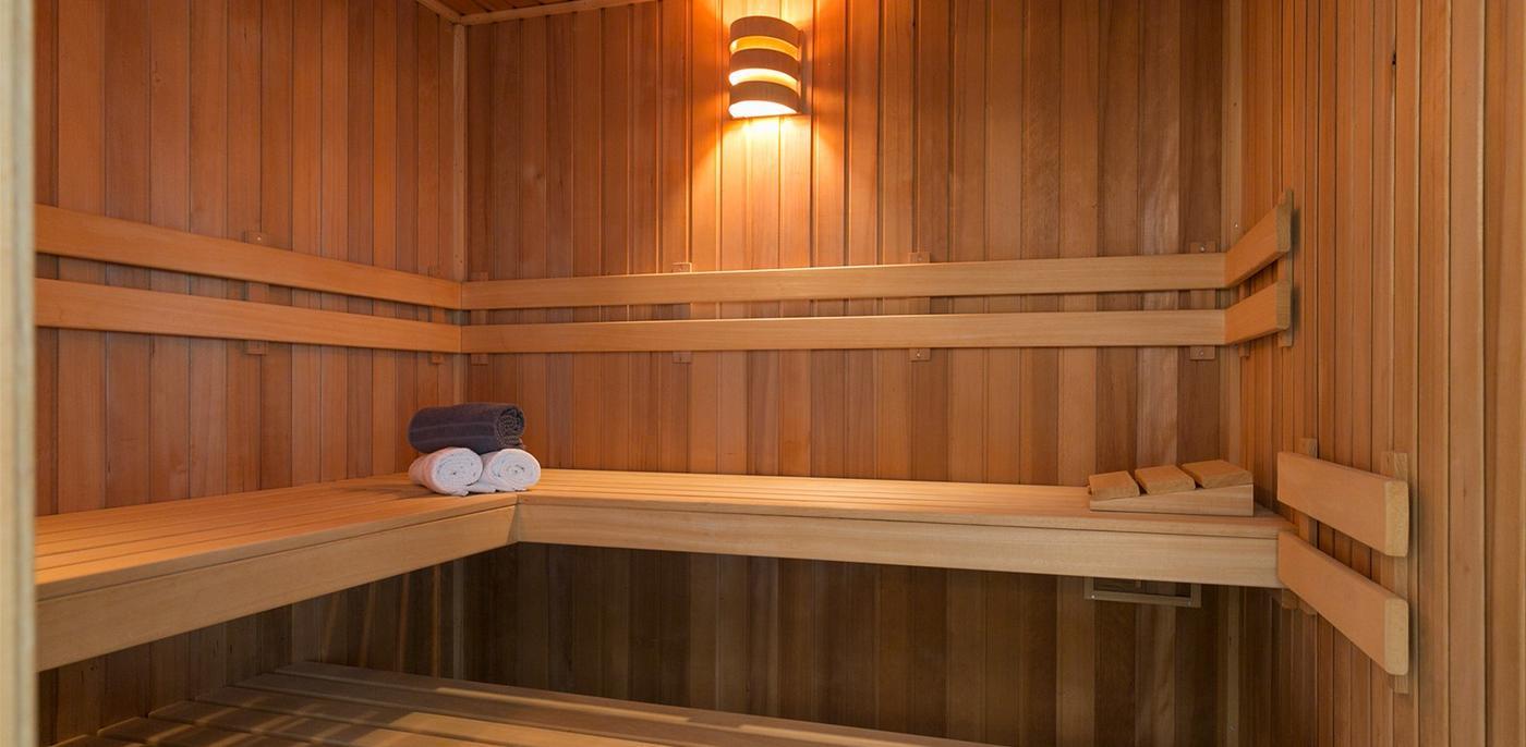 Kosten sauna