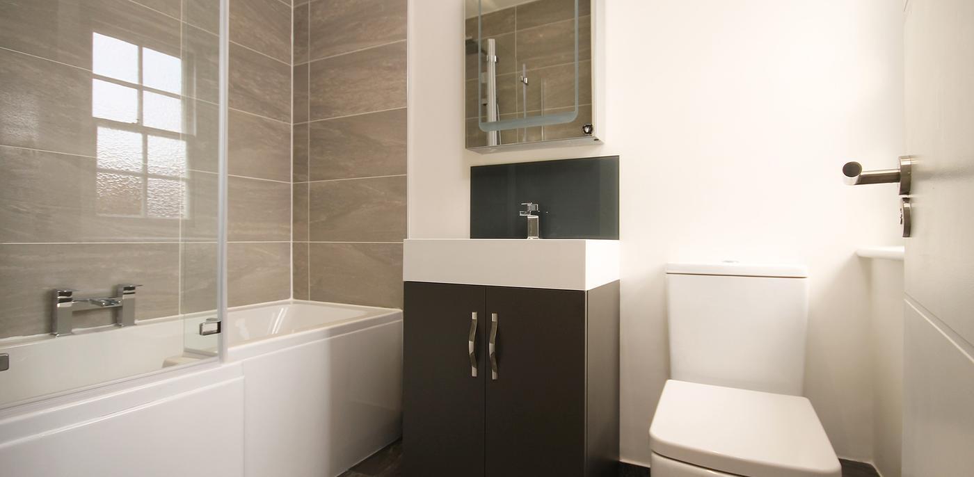 Iets Nieuws Moderne badkamer   Voorbeelden & inspiratie   Slimster &BB24