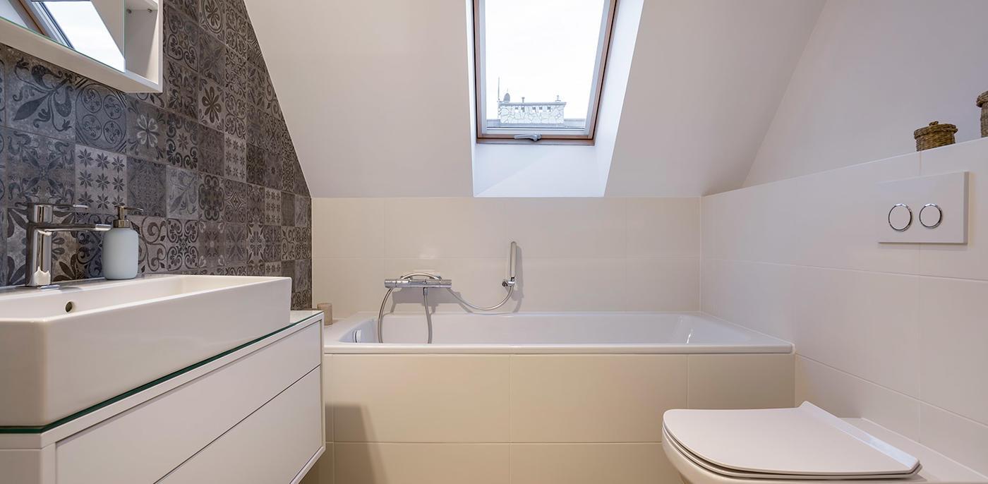 Zolder verbouwen tot badkamer
