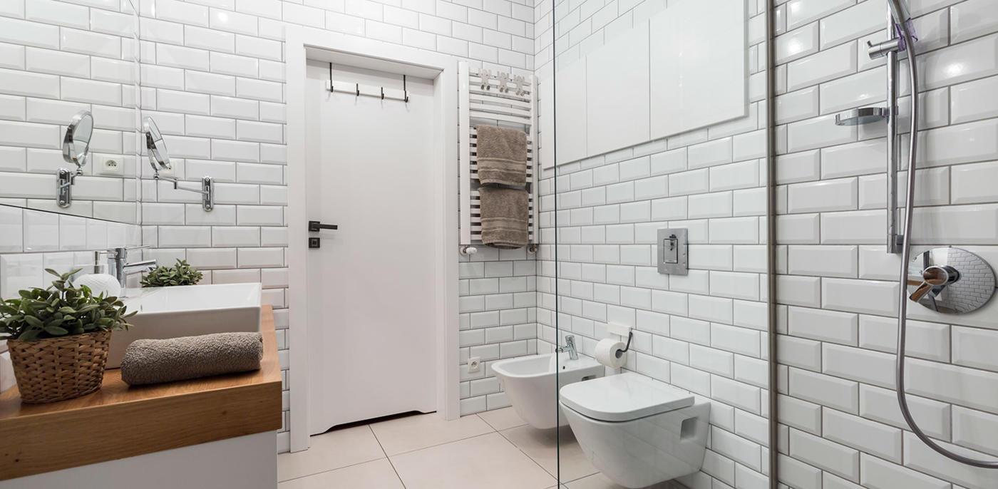 Witte badkamer voorbeelden