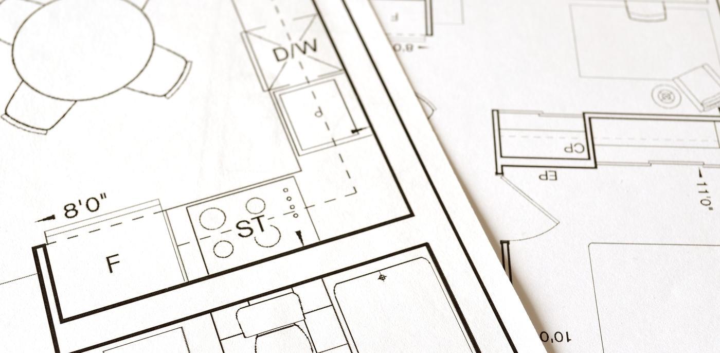 Hoe kan ik een bouwtekening maken?