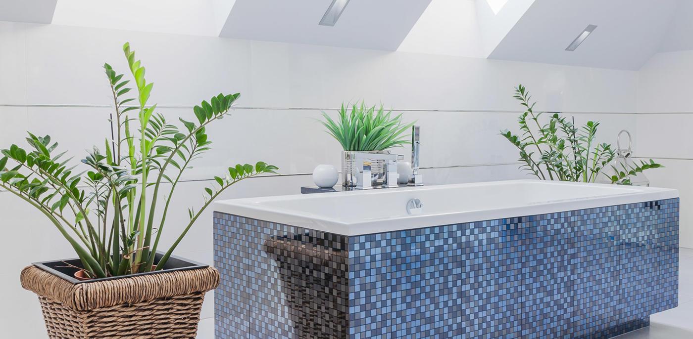 Mozaïek badkamer voorbeelden