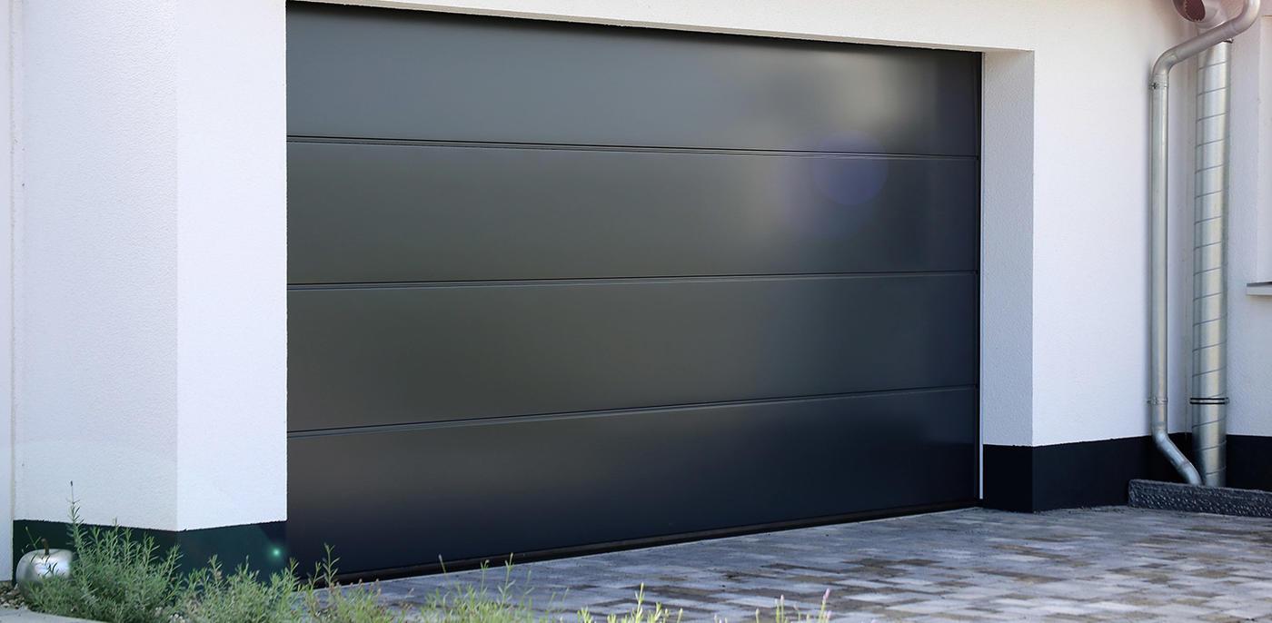 Sectionaal deur voor garage